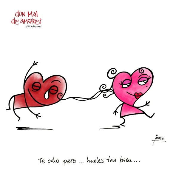 don Mal de amores #184