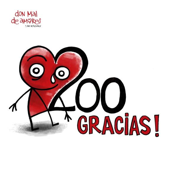 don Mal de amores #200